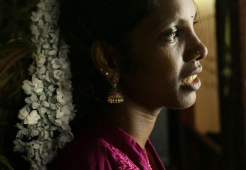 Aisha Aisha regularly volunteers at the Ayurvedic Medical center, working full time at the Sivananda Ashram that funds the charity. She wears Jasmine in her hair to celebrate Janmasthami, Lord Krishna's birthday. Sivananda Ashram, Neyyar Dam, Kerala