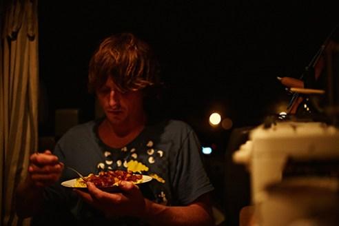 Meal In The Van