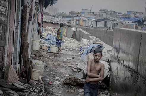 In Ruins Mumbai,India