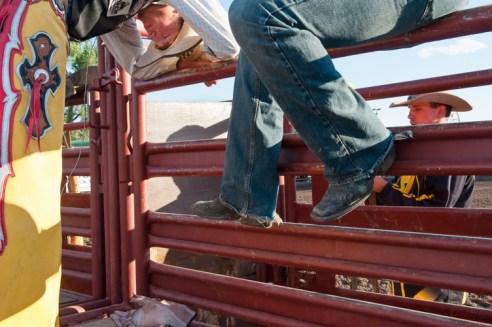 2 Seconds Short Rodeo, Montana State Fair