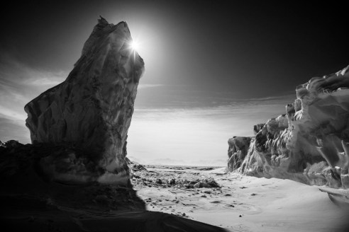 Iceberg Svalbard