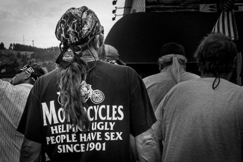 Important historical information can be found in Sturgis during the rally.