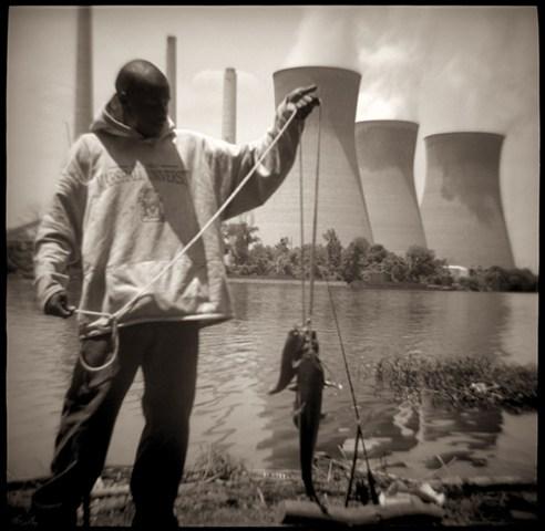 Nuclear Fishin' Poca, West Virginia