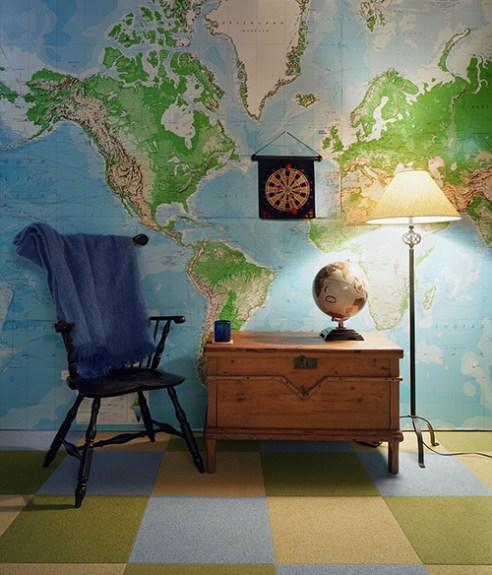 World and Globe