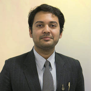 Arpit Chaturvedi, editor-in-chief Cornell Policy Review