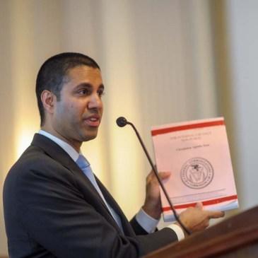 History of Net Neutrality, Ajit Pai, Trump