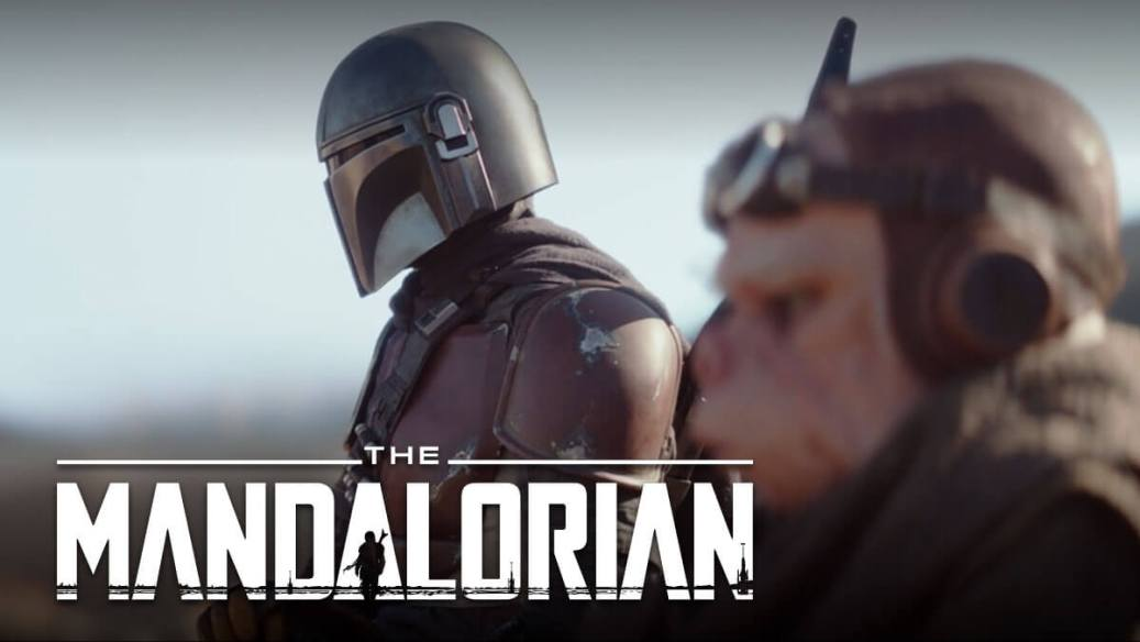 The Mandalorian speaks with Kuiil