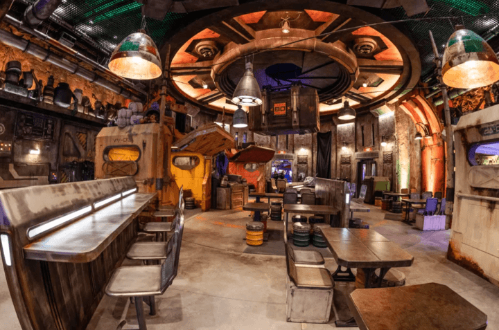 Galaxy's Edge restaurants opening July 15th
