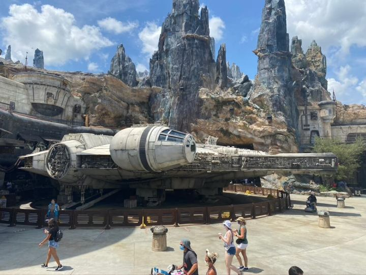 Disney has implemented several COVID 19 Changes to Smuggler's Run