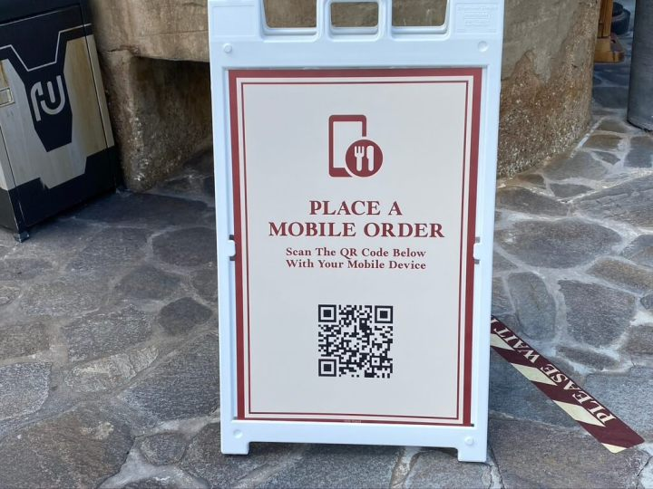 Changes to Food and Beverage at Galaxy's Edge