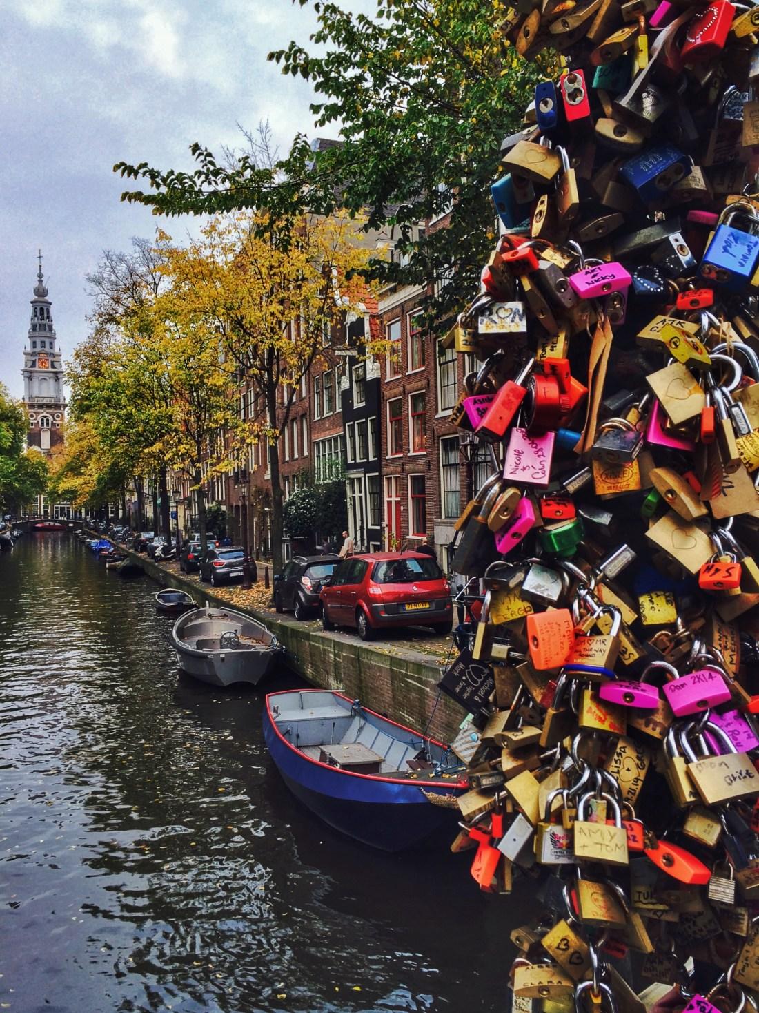 Amsterdam Locks
