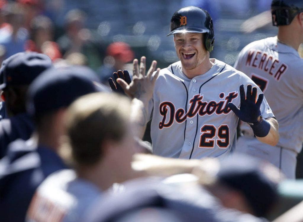 Interview with Detroit Tigers Infielder Gordon Beckham