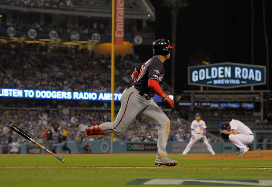 The Dodgers Postseason Collapse was Historic