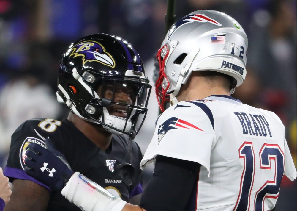 Boogey-who? Lamar Jackson and the Ravens Fend Off the Patriots on Sunday Night