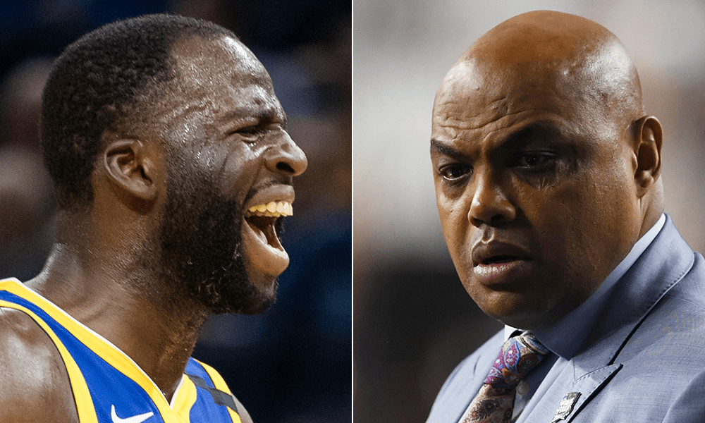 Charles Barkley Murdered Draymond Green
