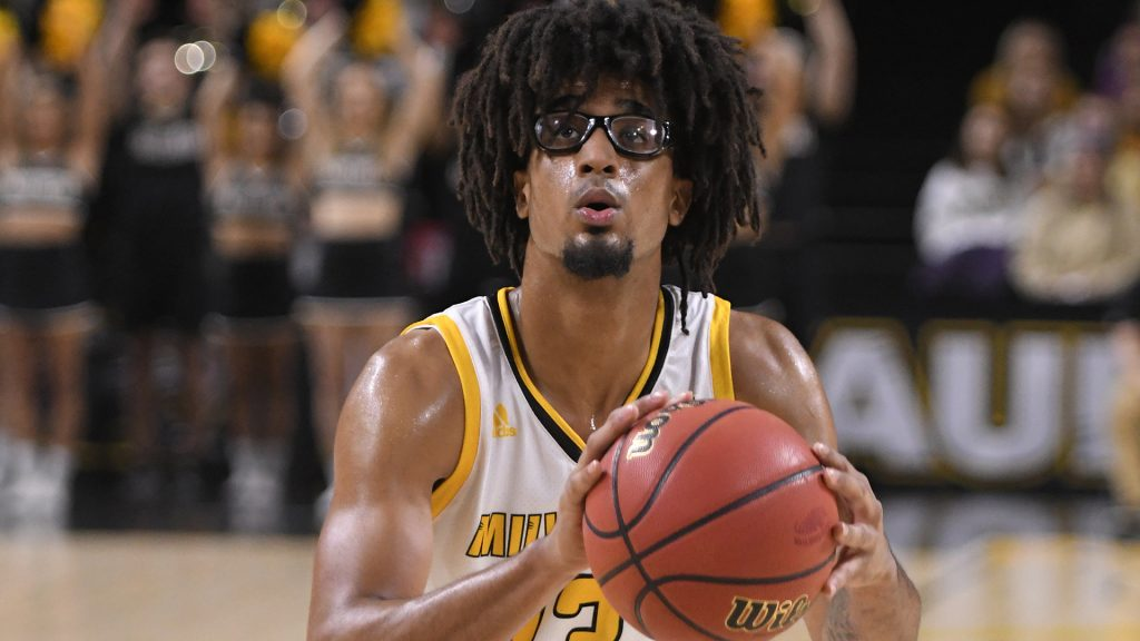 Interview with University of Wisconsin-Milwaukee Men's Basketball Guard/Forward Courtney Brown Jr.