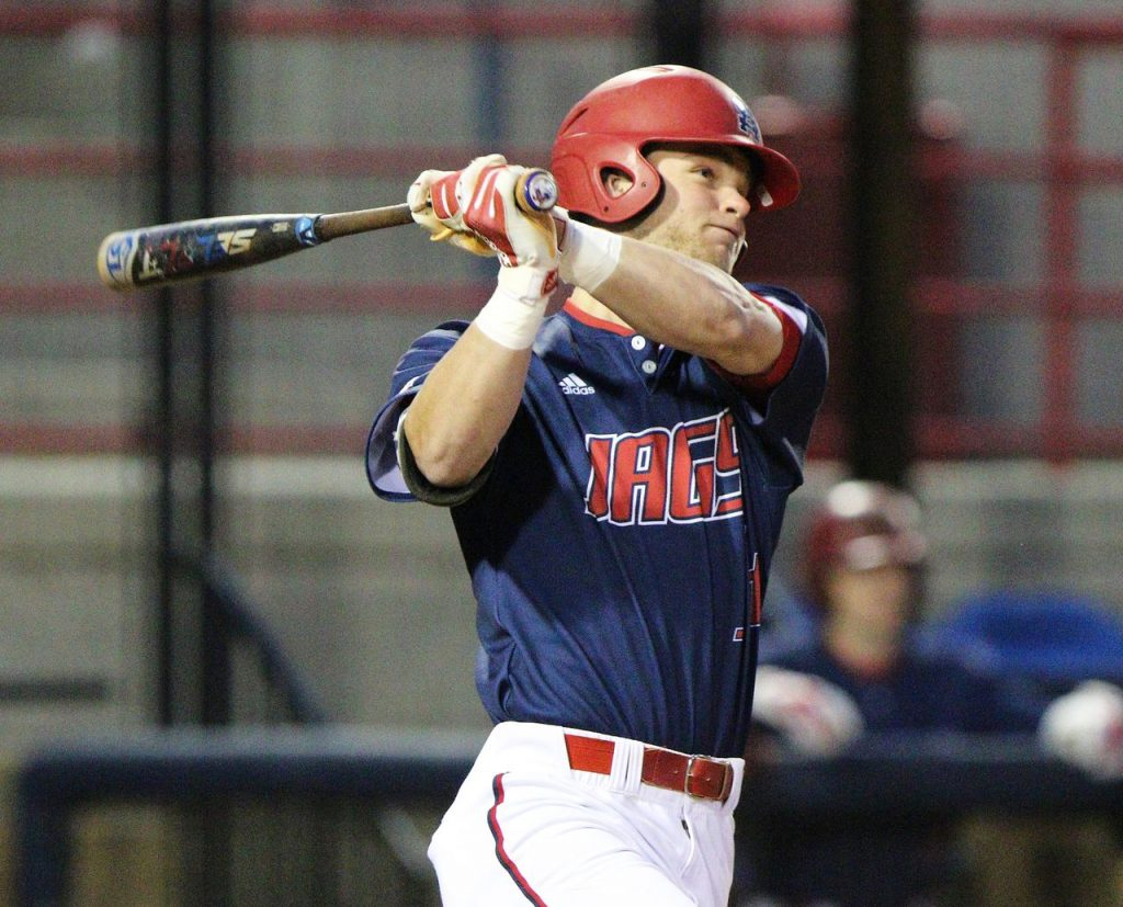 Interview with South Alabama Left Fielder Ethan Wilson