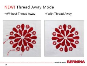 Thread Away Mode.