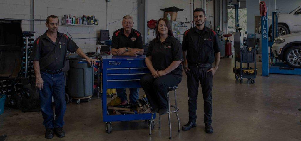 Edgestone Automotive Cutting Edge Auto Repair In Austin Tx