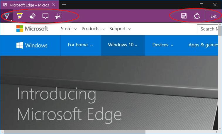 Edge - note tool