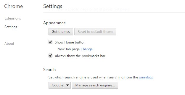 How To Stop and Remove Custom Search Engine from Chrome - Edge Talk