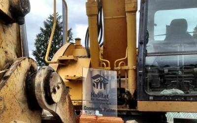 Habitat for Humanity Community Partner Award