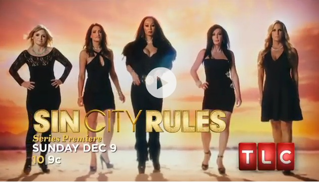 Sin City Rules TV Show