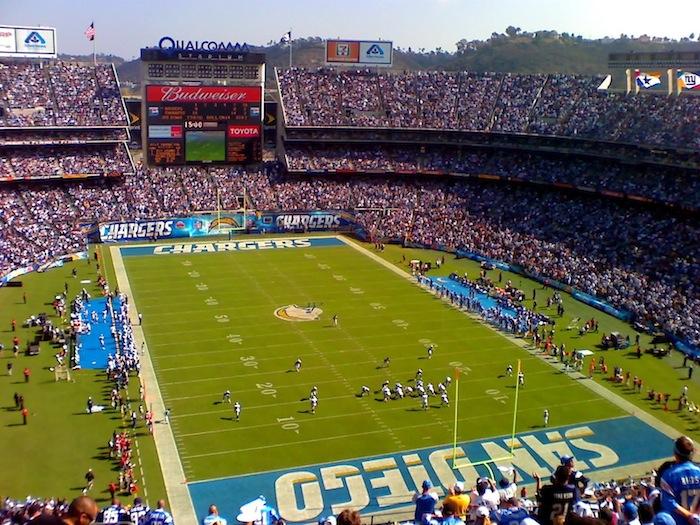 Qualcomm Stadium San Diego, CA