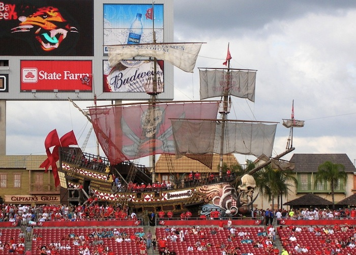 Raymond James Stadium Tampa, FL
