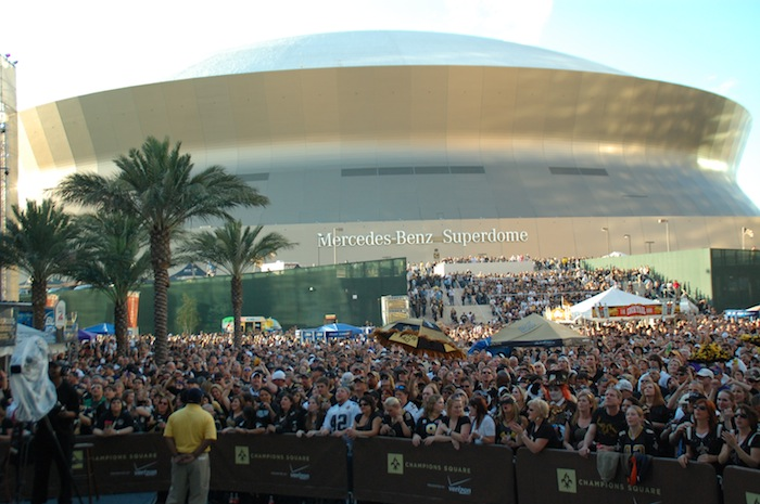 Mercedes-Benz Superdome New Orleans, LA