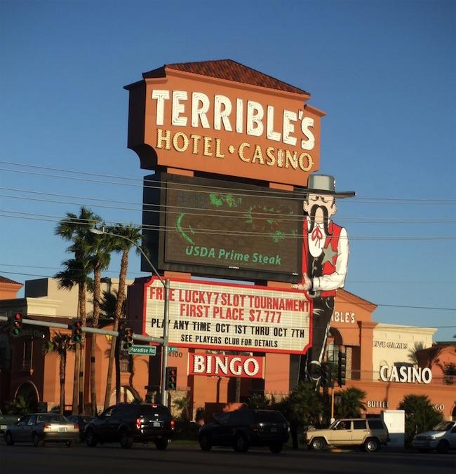 Terribles Las Vegas