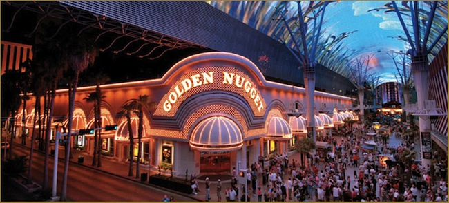 Golden Nugget Las Vegas On Fremont Street