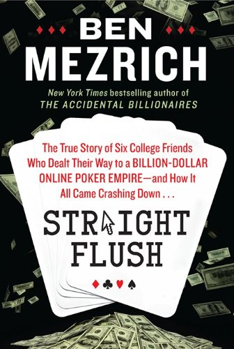 Straight Flush Book By Ben Mezrich