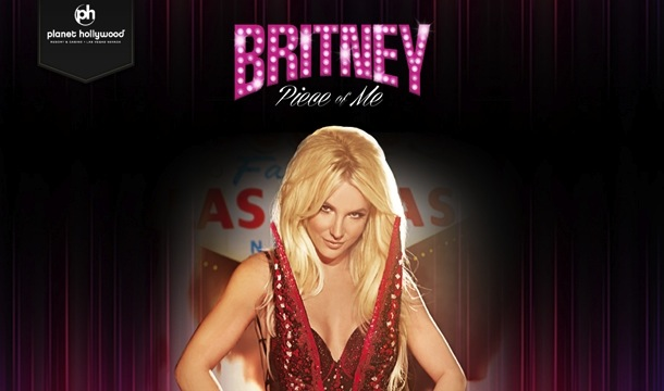 "Britney Spears ""Piece of Me"""