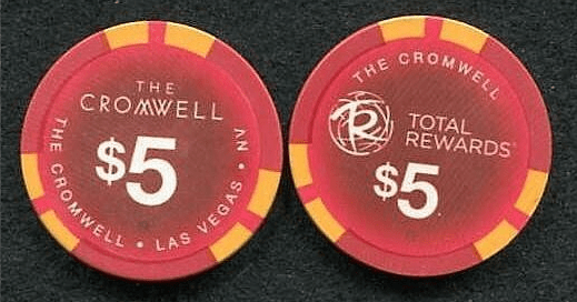 Total Rewards Chip At The Cromwell