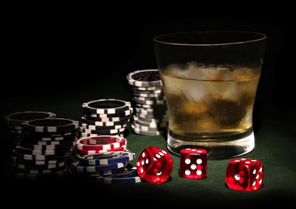 Whiskey And Dice