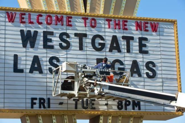 Westgate Las Vegas Marquee