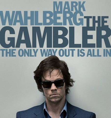 The Gambler Movie Trailer With Mark Wahlberg