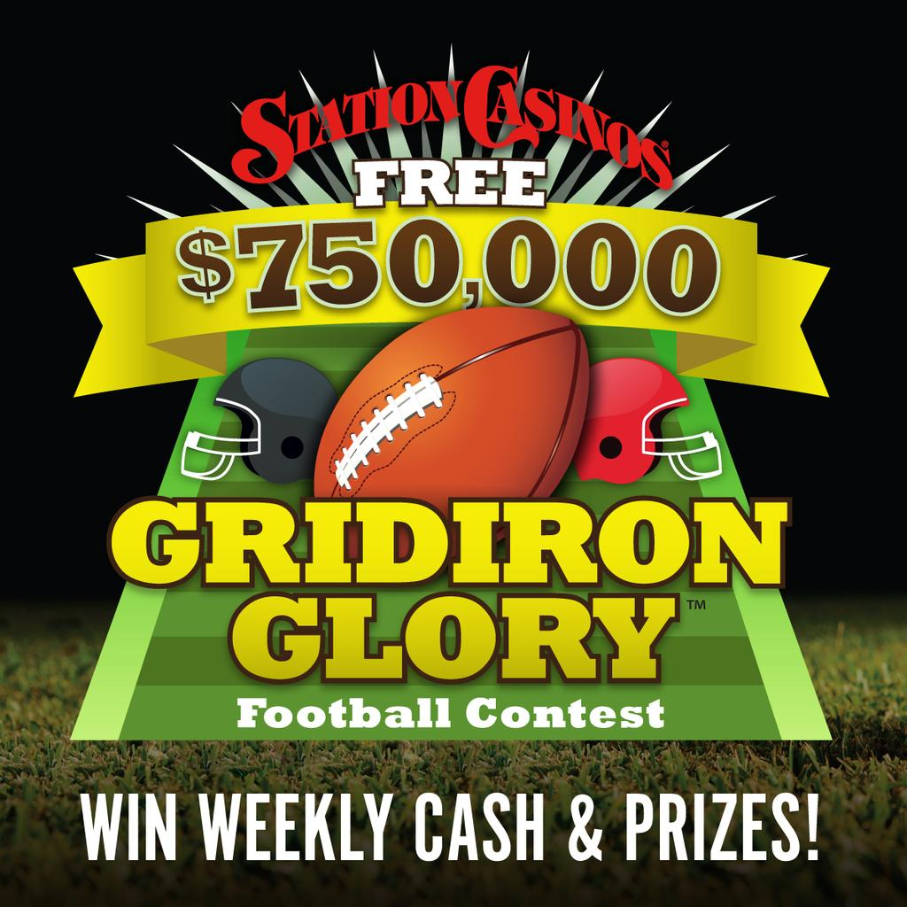 Station casino football grizzly casino