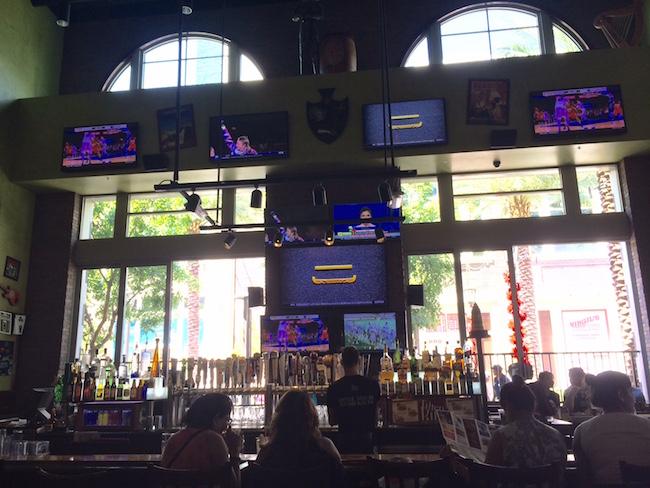 Tilted Kilt Bar