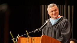Jefferson Jr/Sr High Principal Michael James - Photo from Jeffco Schools