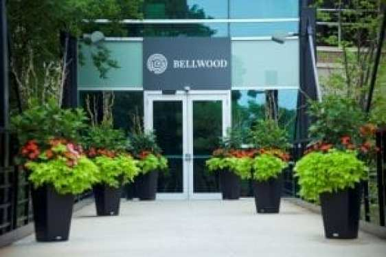 Front entrance of Bellwood Health Services