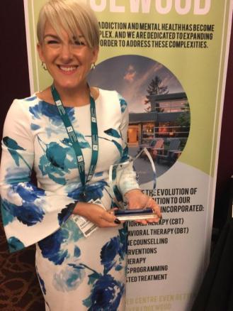 Vanisha Breault - Nadine Stirling Award 2018