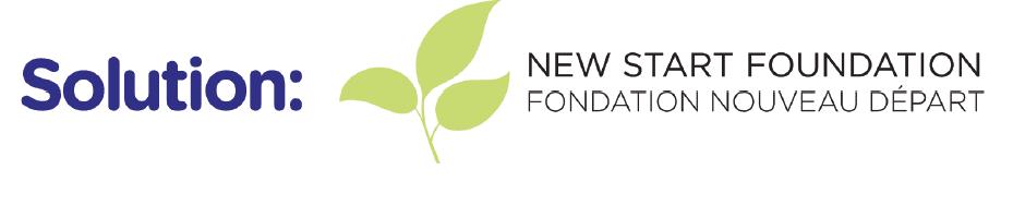 New Start Foundation Solution
