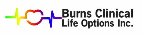 burns clinical life logo final