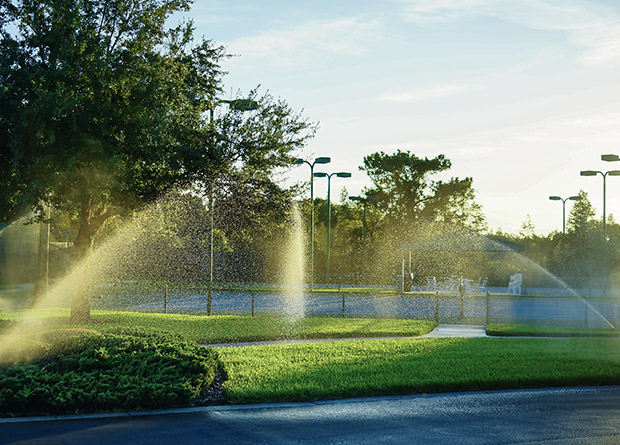 Irrigation Office
