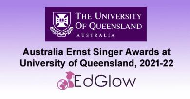 Ernst Singer Awards
