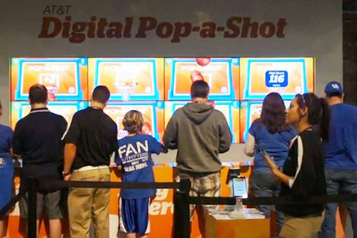 LARGE SCALE VIDEO GAMES AND INTERACTIVE ACTIVITIES