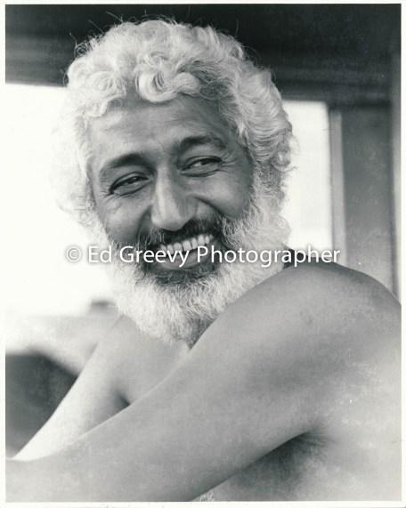 Puhipau, Sand Island spokesman, leader 4090-3-3 11-10-79