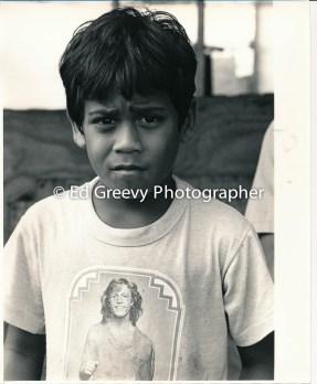 Sand Island Boy 4090-5-23 11-10-1979